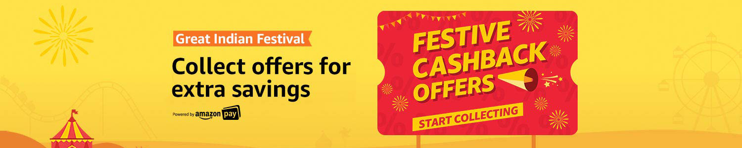 Festival Cash Back Offer