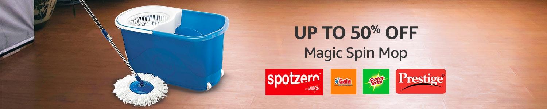 Magic Spin Mop