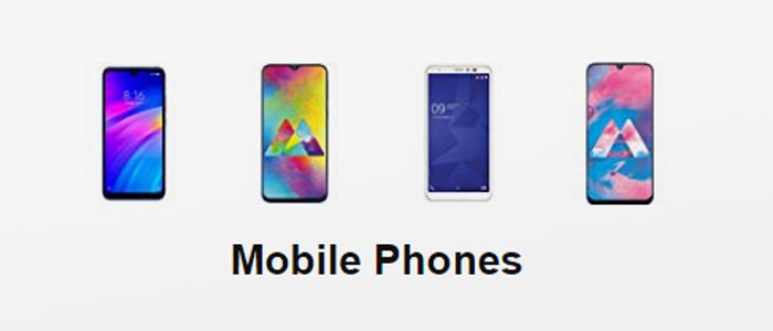 Amazon Store - Mobiles