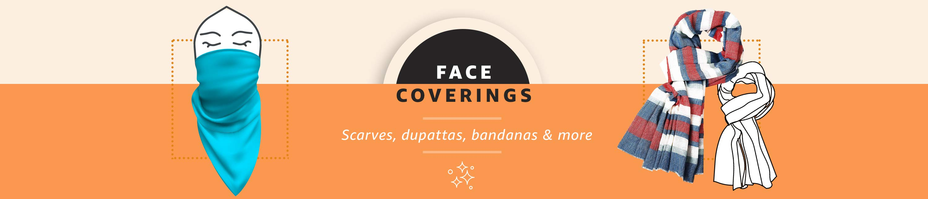 Face Cover Desk