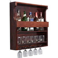 Liquor Storage Cabinets